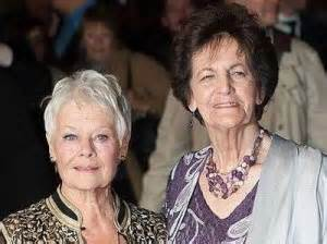 "Judi Dench with the ""real"" Philamena"