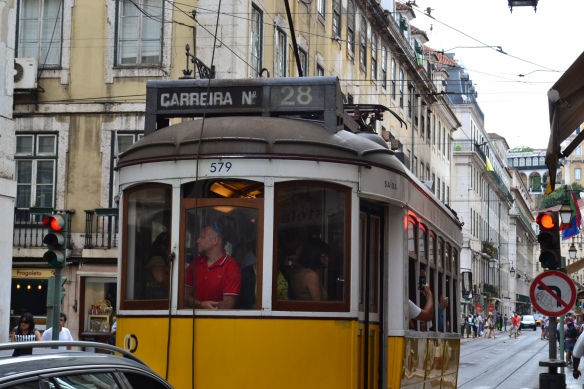 Lisbon, the city of seven hills, is truly the San Fran of Europe with the trams, bridge and diversity to go with it.